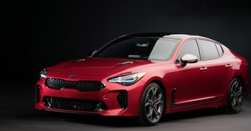 Kia Enters The Exclusivity Ring With the Special Edition 2020 Kia Stinger GTS