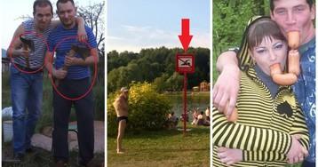 Гулять по-русски. 9 признаков быдло-отдыха на природе
