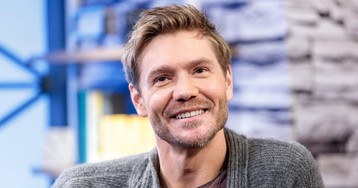 Chad Michael Murray reveals he had a make out session with Jamie Lee Curtis while filming 'Freaky Friday'