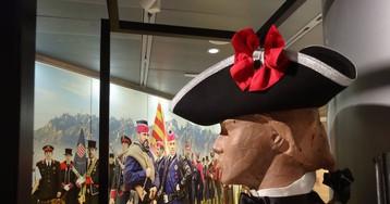 Paseo por 300 años de uniformes de los Mossos d'Esquadra