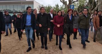 """Arrimadas acusa a Sánchez de querer dar más competencias a los separatistas""""para otro golpe de Estado"""""""