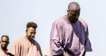 Kanye West Supplements Coachella Performance With Sunday Service Merch