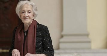 La entrega del Premio Cervantes a Ida Vitale, en directo