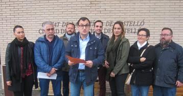 Ciudadanos registra una lista alternativa tras la renuncia del candidato a la alcaldía de Castellón