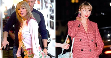 Taylor Swift Debuts Her New Era's Street Style With Two Rare Public Appearances in One Day