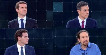 ¿Cuántas Españas caben en un debate?