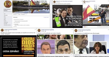 Facebook suprime tres redes de ultraderecha con casi 1,5 millones de seguidores a cinco días de las elecciones