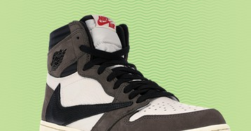 StockX is Selling Travis Scott's Backward Swoosh Air Jordan 1s for Just $1