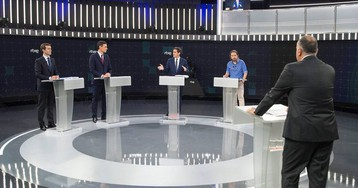 El gran porcentaje de indecisos dispara el seguimiento de los debates