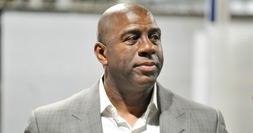 Magic Johnson Reportedly Quit After Rob Pelinka and Jeanie Buss Exchanged Emails Criticizing Him