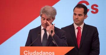 El fichaje del expresidente de Madrid por Cs ahonda la pugna de la derecha