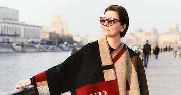 Подружка Петросяна «сама себе стилист»