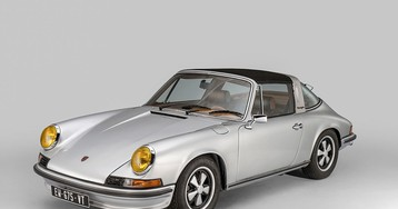 Check Out the Luxurious Custom Leather Interior of Berluti's Porsche 911