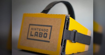 Just in Time for Zelda VR, Here's a Cheap Way to Strap Your Nintendo Switch to Your Face