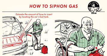 How to Siphon Fuel