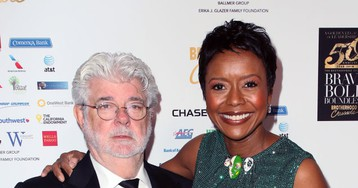 Star Power: Mellody Hobson and George Lucas Vie for Control of Ebony, Jet Photo Archives
