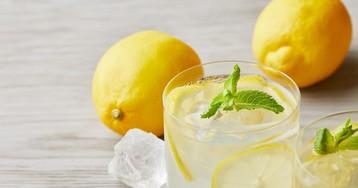Вкуснейший домашний лимонад