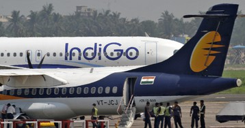 One chart shows how Jet's loss is IndiGo, SpiceJet's gain