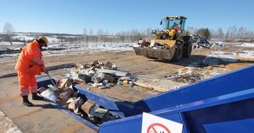 Московский мусор в Орел не поедет?
