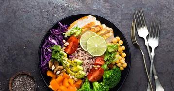 Правильное питание: основы