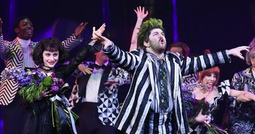 'Beetlejuice' Musical Team Hopes to Attract New Audiences to Broadway