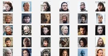 "Create your own ""Game of Thrones"" season 8 death pool"