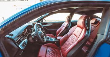 Родион Газманов: Audi S5: когда простого купе недостаточно