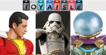 The Many Incredible Faces of Shazam, and More of the Most Marvelous Toys of the Week
