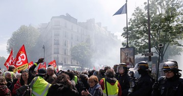 French protests mark 24th week despite Macron's pledges