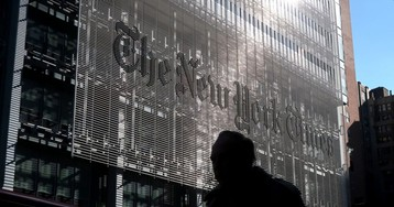 The New York Times Apologizes for Publishing a Cartoon With 'Anti-Semitic Tropes'