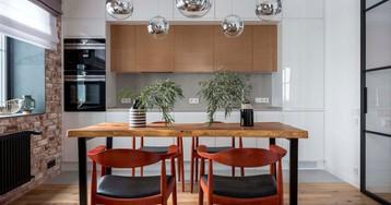 Интерьер недели: светлая квартира в современном стиле
