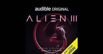 Audible reveals William Gibson's Alien script as audiobook drama