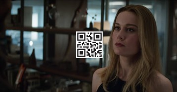 Marvel fans are talking about 'Endgame' spoilers in QR codes