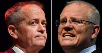 Federal election 2019: Shorten and Morrison appear in first televised debate – politics live