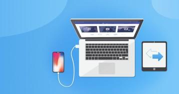 EaseUS MobiMover: простой обмен файлами с iPhone