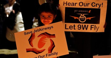 Who failed Jet Airways' 20,000 employees—owners or banks?