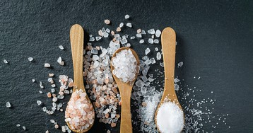 Полезна ли розовая соль?