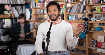 Toro Y Moi Strips Down for an Intimate NPR Tiny Desk Concert