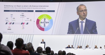 Bayer CEO Has 9 Months to Overcome Shareholders' Extraordinary Rebuke of His Monsanto Deal