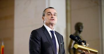 Israel summons French envoy for diplomat's apartheid remark