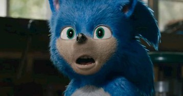Jim Carrey makes Sonic movie trailer a must-view oddity