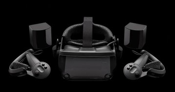 Valve's Index VR Headset Ships In June, Full Set Costs $1,000