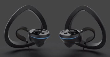 Pimax reveals Sword and Sword Sense VR controllers with swappable batteries