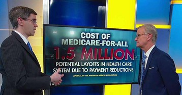 'Medicare-for-all' will raise taxes, force hospital layoffs: Chris Jacobs