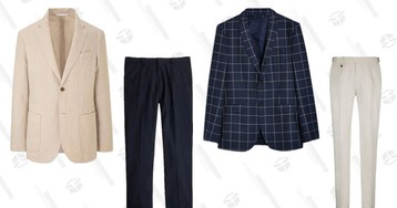 The Best Suits For Every Wedding Dress Code