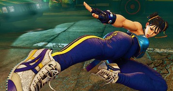 Onitsuka Tiger Channels 'Street Fighter V' for a Chun-Li-Inspired Collab