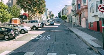 San Francisco residents use parking spots as makeshift offices: report