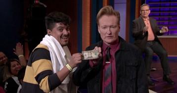 Conan Gives A Fan His Money Back