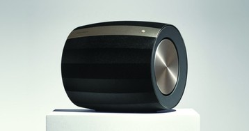 Bowers & Wilkins Gets into Formation with Faceted Wireless Audio Suite