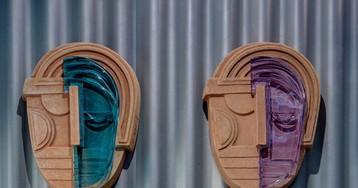 Masquespacio Creates a Modern Installation Celebrating Terracotta